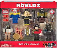 Набор фигурок Roblox Ночь оборотня / ROB0214 -
