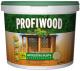 Защитно-декоративный состав Profiwood Антисептик-лазурь (2.5л, дуб) -