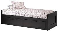 Кровать-тахта Ikea Бримнэс 604.090.29 -