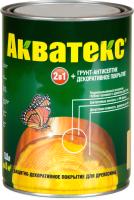 Защитно-декоративный состав Акватекс Ваниль (800мл) -