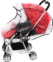 Дождевик для коляски Bambola Прогулка 016B -