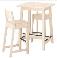 Обеденная группа Ikea Норрокер/Норрокер 792.972.77 -