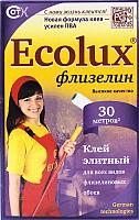 Клей Ecolux Флизелин (250г) -