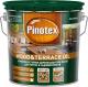 Масло для древесины Pinotex Wood & Terrace Oil База (2.7л) -