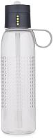 Бутылка для воды Joseph Joseph Dot Active 81094 (серый) -