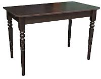 Обеденный стол Мебель-Класс Эдельвейс (венге) -