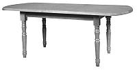 Обеденный стол Мебель-Класс Аполлон (сатин) -