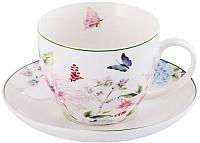 Чашка с блюдцем Home and You 48064-MIX-FIL -