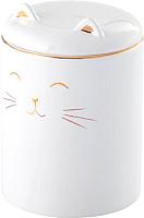 Емкость для хранения Home and You Crowncat 47747-BIA-POJEM-M -