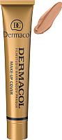 Тональный крем Dermacol Водостойкий с интенсивной защитой от УФ-излучения тон 225 (30г) -