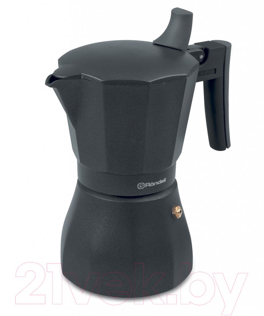 Купить Гейзерная кофеварка Rondell, RDA-994, Китай, алюминий