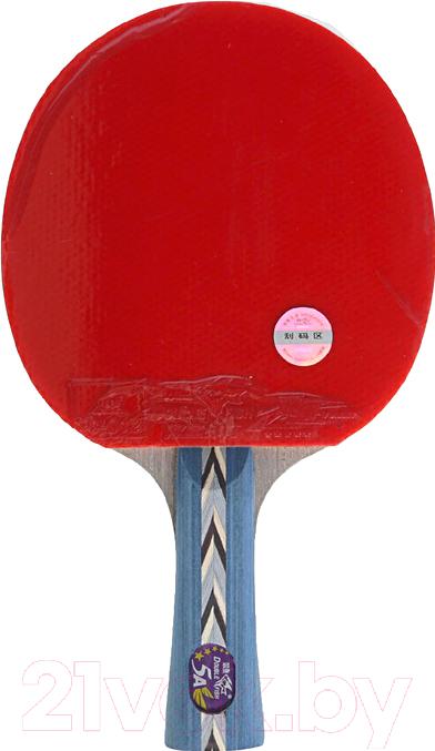 Купить Ракетка для настольного тенниса Double Fish, 5A-C, Китай