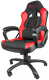 Кресло геймерское GENESIS Nitro 330 NFG-0752 Gaming (черный/красный) -