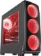 Корпус для компьютера GENESIS Titan 750 Red Midi / NPC-1125 -