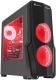 Корпус для компьютера GENESIS Titan 800 Red Midi / NPC-1128 -