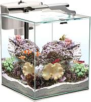 Аквариумный набор Aquael Nano Reef Duo 35 / 115154 (белый) -