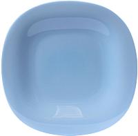 Тарелка столовая мелкая Luminarc Carine light blue P4126 -