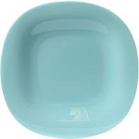 Тарелка столовая мелкая Luminarc Carine light turquoise P4127 -