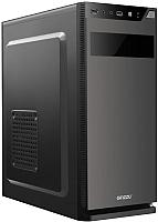 Корпус для компьютера Ginzzu A190 (черный) -