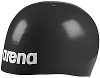 Шапочка для плавания ARENA Moulded Pro II 001451501 (black) -