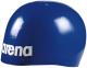 Шапочка для плавания ARENA Moulded Pro II 001451701 (navy blue) -