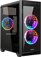 Корпус для компьютера Ginzzu E350 (черный) -