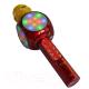 Микрофон Wise WS-1816 (бордовый) -