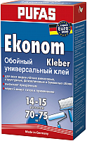 Клей Pufas Эконом Euro 3000 универсальный (500г) -