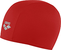 Шапочка для плавания ARENA Polyester Jr 9114949 (red) -