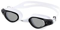 Очки для плавания Fashy Spark III / 4187-10 (дымчатый/черный/белый) -