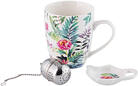 Набор для чая/кофе Home and You Mollow 48623-MIX-KUBEK -