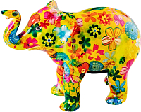 Копилка Home and You Happy elephant 48912-MIX-SKAR -