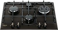 Газовая варочная панель Hotpoint-Ariston 7HPCN 640T (AN) R/HA -