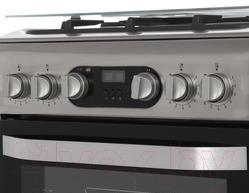 Плита комбинированная Hotpoint-Ariston HS5G5CHX/R