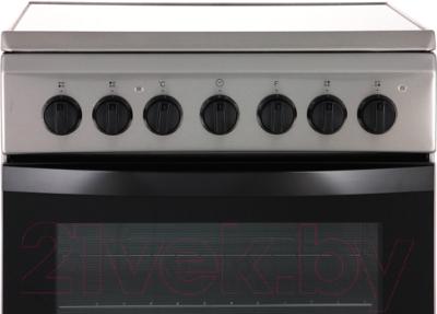 Плита электрическая Indesit IS5V4PHX/RU