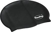 Шапочка для плавания Fashy Silicone Cap / 3040-20 (черный) -