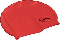 Шапочка для плавания Fashy Silicone Cap / 3040-40 (красный) -
