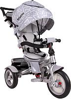 Детский велосипед с ручкой Lorelli Neo Air Light Dark Grey (10050341997) -