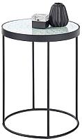 Журнальный столик Halmar Naturo 2 (белый/черный) -