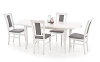 Обеденный стол Halmar Fryderyk (белый) -