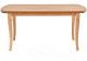 Обеденный стол Halmar Fryderyk 160x240 (дуб крафт) -