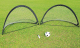 Футбольные ворота DFC Foldable Soccer GOAL6219A -