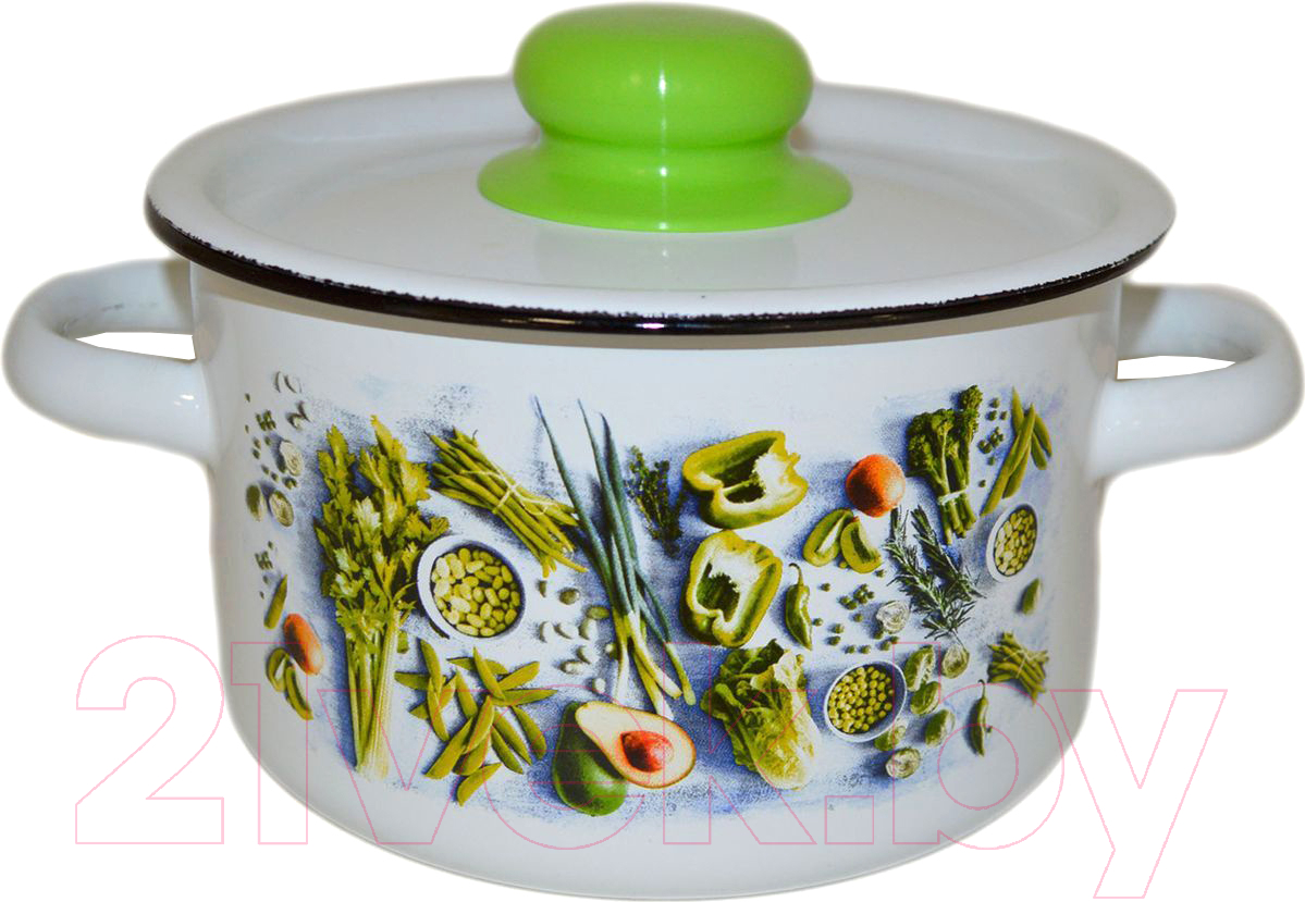 Купить Кастрюля Appetite, Свежая зелень 1с17с, Россия