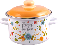 Кастрюля Appetite Floral Kitchen 6RD161M -