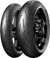 Мотошина задняя Pirelli Diablo Rosso Corsa II 190/55R17 75W TL -