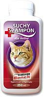 Шампунь для животных SuperBeno Для ухода за кожей и шерстью кошек (250мл) -