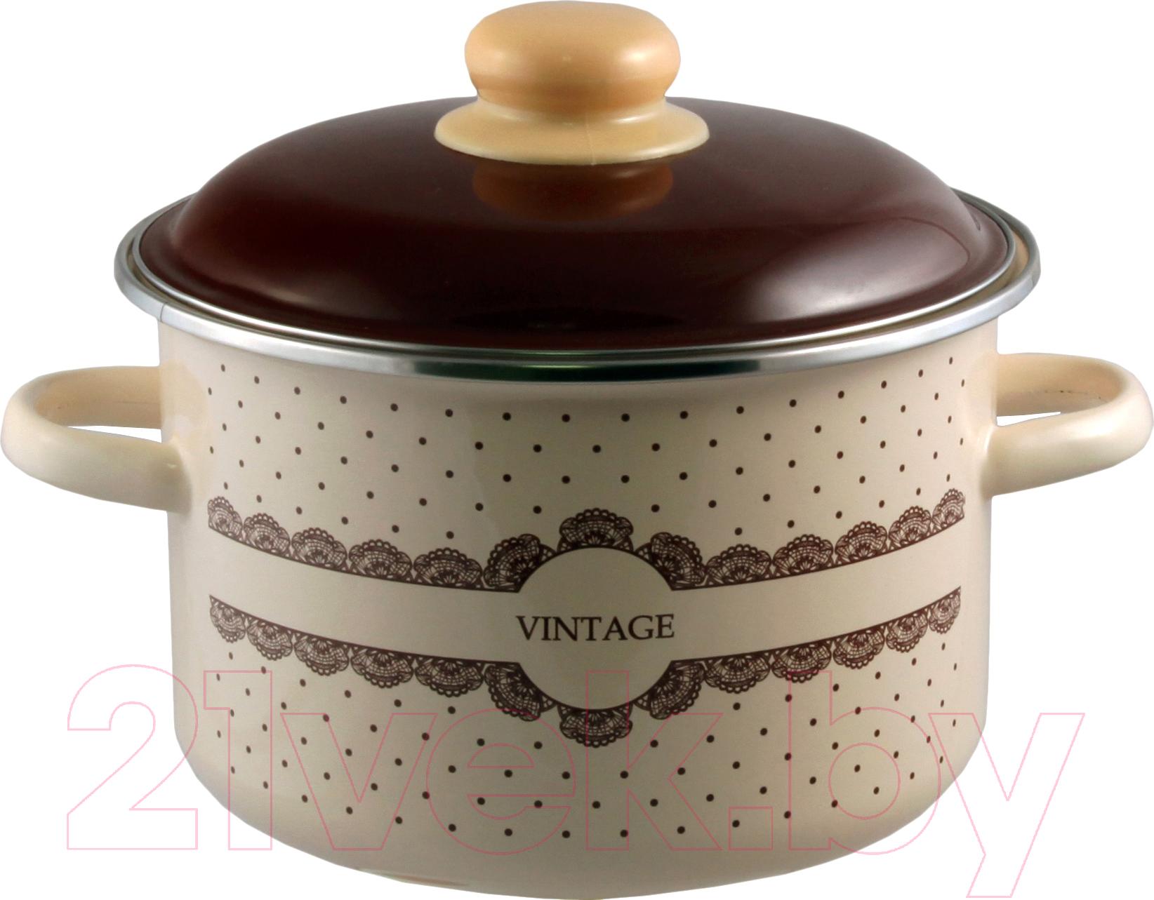 Купить Кастрюля Appetite, Vintage 6RD221M, Россия