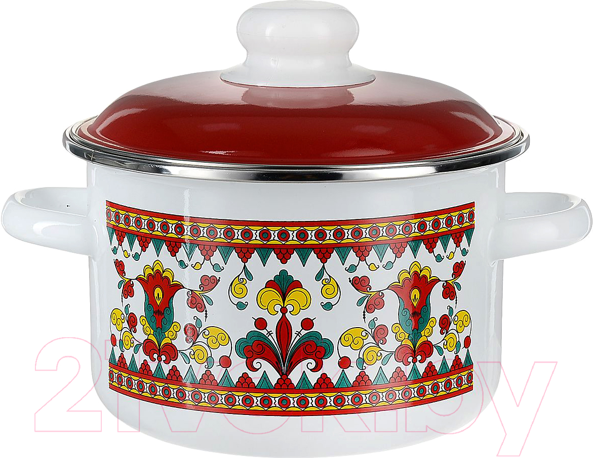 Купить Кастрюля Appetite, Карусель 6RD201M, Россия