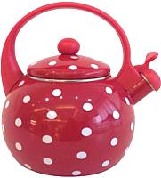 Чайник со свистком Appetite Горох FT7-1 -