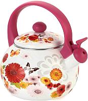 Чайник со свистком Appetite Симфония FT7-SM -